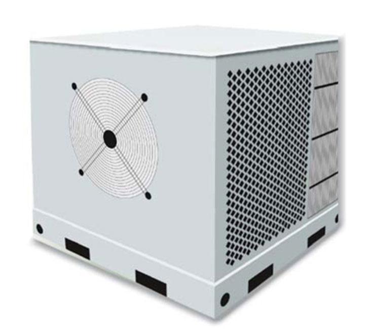 Air2O Fresh Air Unit